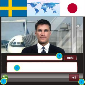 Localization of an Intelligent Assistant